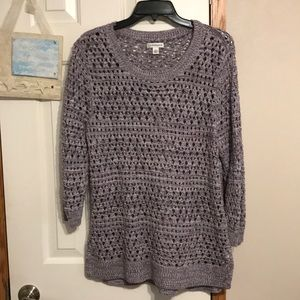 Croft and Barrow Sweater